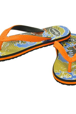 Men's Multicolored EVA Flip Flops