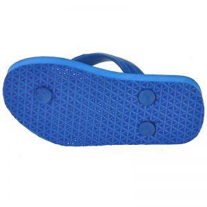 Kid's Blue Colour EVA Flip Flops