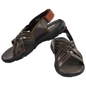 Men's Tan Colour Leather Sandals