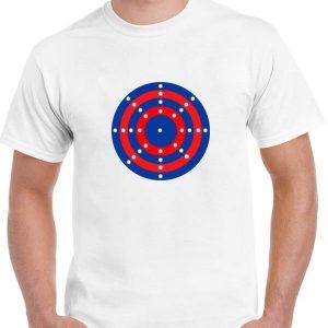 Circles LED T-Shirt