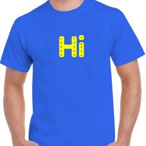 Hi LED T-Shirt