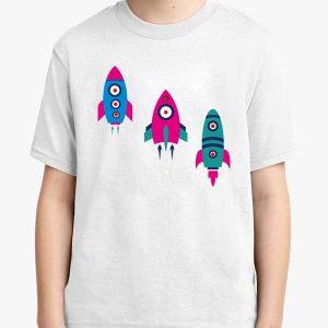 Space Nerd LED T-Shirt
