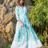 Holika Angrakha Style Gown Kurta Sets