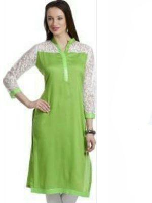 Women'S Cotton Fullstitched Combo Kurti (Multicolored _Free Size)