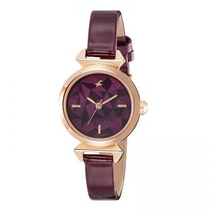 Fastrack Analog Multi-Colour Dial Women'S Watch -Nk6131Wl01