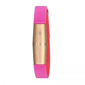 Fossil Digital Gold Dial Unisex Watch - Ftj1111