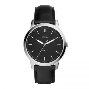 Fossil Analog Black Dial Men'S Watch - Fs5398