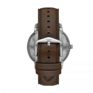 Fossil Neutra Analog Beige Dial Men'S Watch-Me1169