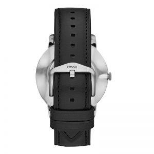 Fossil The Minimalist 3H Analog Black Dial Men'S Watch-Fs5497