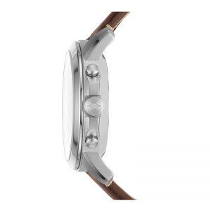 Fossil Digital Beige Dial Hybrid Smartwatch-Ftw1118