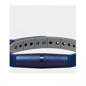 Fossil Digital Blue Dial Unisex Watch - Ftj1105