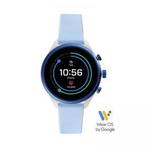 Fossil Sport Smartwatch 41Mm Blue - Ftw6026
