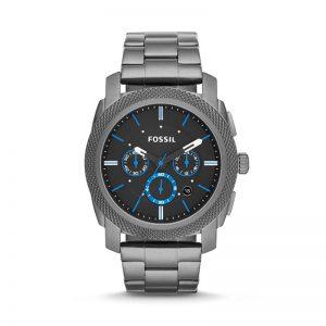 Fossil Machine Analog Black Dial Men'S Watch - Fs4931I