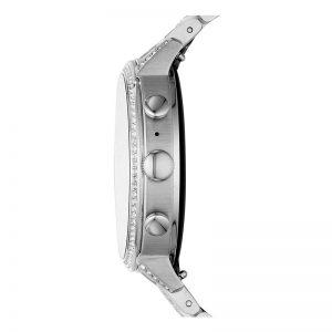Fossil Q Venture Hr Digital Black Dial Women'S Watch-Ftw6013