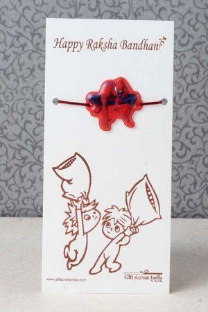 Spidermen Cartoon Rakhi for Kids