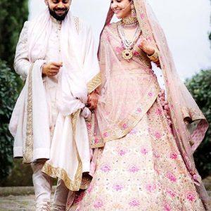 Virat Kohli's Wedding Sherwani