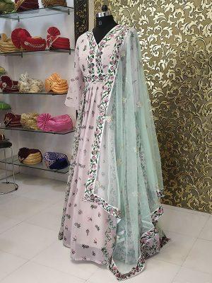 Buy Alia Bhatt Fully Stitched Celebrity Wear Salwar Kameez