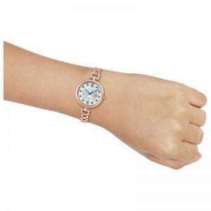 Casio Sheen SHE-4055PG-7AUDF (SX257) Rose Gold Women's Watch