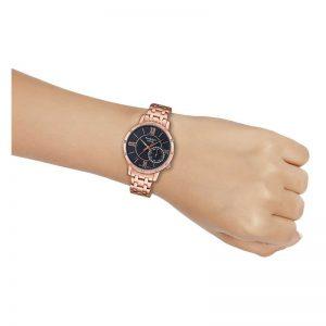 Casio Sheen SHE-3046PG-8AUDR (SX261) rose Gold Women's Watch