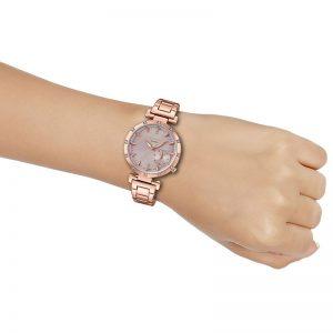 Casio Sheen SHE-4051PG-4AUDF (SX223) Rose Gold Women's Watch