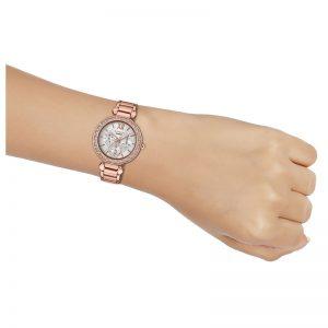 Casio Sheen SHE-3061PG-7AUDR (SX211) Rose Gold Women's Watch