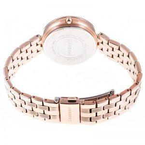 Casio Sheen SHE-4052PG-4AUDF (SX243) Rose Gold Women's Watch