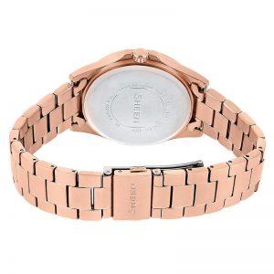 Casio Sheen SHE-3806PG-7AUDR (SH192) Rose Gold Women's Watch