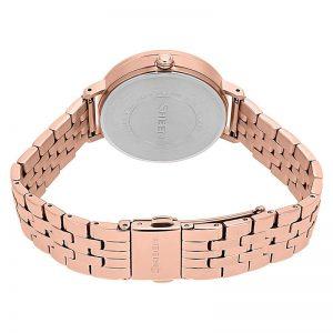 Casio Sheen SHE-3064PG-4AUDF (SX231) Rose Gold Women's Watch