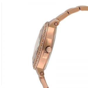 Casio Sheen SHN-3011PG-9ADR (SX143) Rose Gold Women's Watch