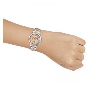 Casio Sheen SHE-3059SPG-9AUDR (SX210) Rose Gold Women's Watch