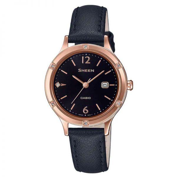 Casio-Sheen-SHE-4533PGL-1AUDF-SH207-Analog-Women's-Watch