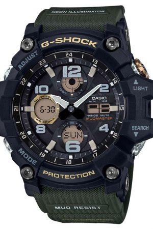 Casio G-Shock GSG-100-1A3DR (G831) Mud Master Men's Watch