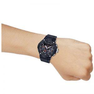 Casio G-Shock GST-B200B-1ADR (G957) G-Steel Carbon Core Guard Men's Watch