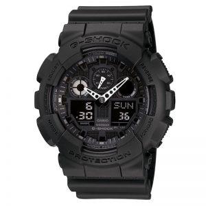 Casio G-Shock GA-100-1A1DR (G270) Analog-Digital Men's Watch
