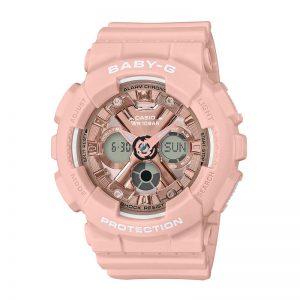 Casio Baby-G BA-130-4ADR (BX167) Tandem Series Women's Watch