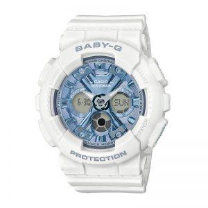Casio Baby-G BA-130-7A2DR (BX169) Tandem Series Women's Watch