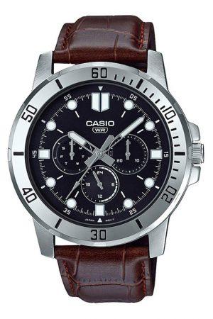 Casio Enticer Men MTP-VD300L-1EUDF (A1751)Multi Dial Men's Watch