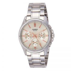 Casio Enticer Men MTP-1375D-7A2VDF (A1078) Multi Dial Men's Watch