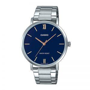 Casio Enticer Men MTP-VT01D-2BUDF (A1613) Analog Men's Watch