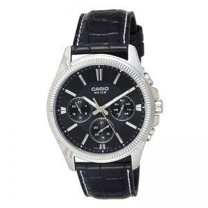 Casio Enticer Men MTP-1375L-1AVDF (A838) Multi Dial Men's Watch