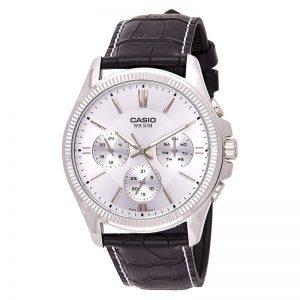 Casio EnCasio Enticer Men MTP-1375L-7AVDF (A839) Multi Dial Men's Watchticer Men MTP-1375L-7AVDF (A839) Multi Dial Men's Watch