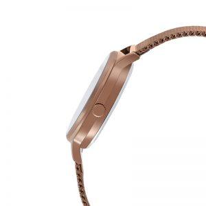 Casio Enticer Ladies LTP-E157MR-9ADF (A1693) Mesh Band Women's Watch