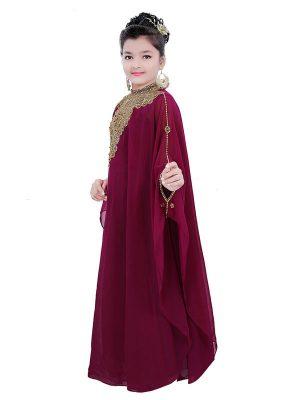 2021 Ramadan Eid Moroccan Kaftan Islamic Moroccan Jalabiya Dress