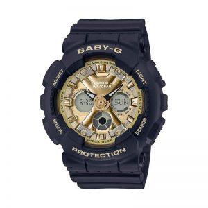 Casio Baby-G BA-130-1A3DR-BX179 G-Shock Tandem Women's Watch