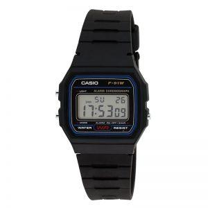 Casio F-91W-1Q(D002) Youth Series Digital Watch