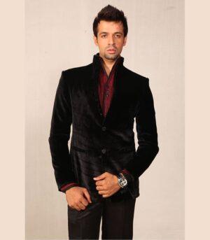 Perfect Style Statement Black Designer Blazers