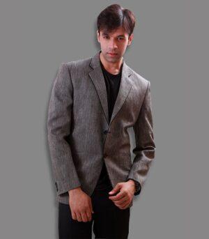 Wardrobe Collection And Impress Grey Designer Blazers